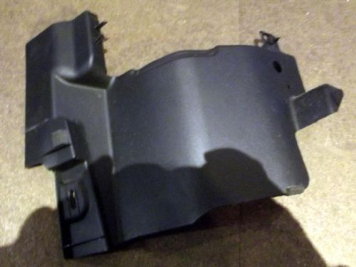 Seatbelt tower trim panel r/h, black, MX-5 mk3, USED